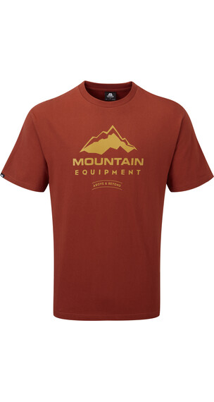 Mountain M's Equipment Mountain Tee Henna